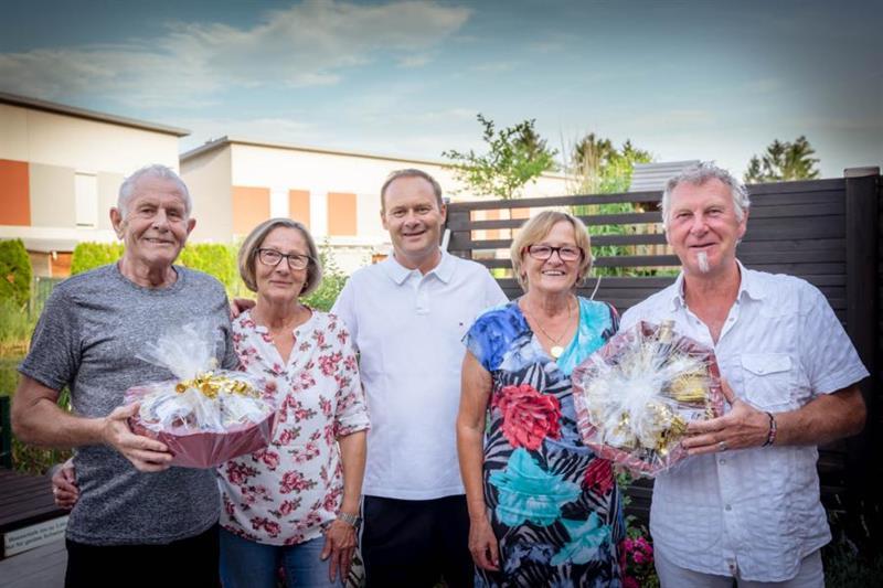 Goldene Hochzeit Im Doppelpack Fischamend Ris Kommunal
